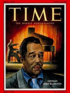 Duke Ellington - Time Magazine