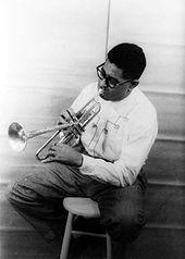 Gillespie in 1955