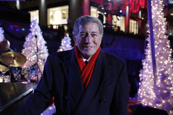 Christmas in Rockefeller Center - Season 2012
