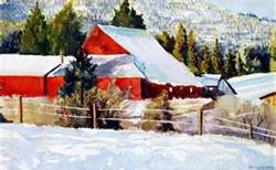 Holiday in the Sierras by Anthony Dominick Benedetto
