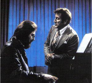 Tony Bennett and Bill Evans
