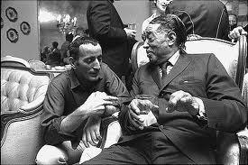 Tony Bennett and Duke Ellington