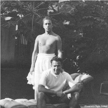 Harold Arlen and Yip Harburg