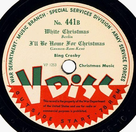 song of the day ill be home for christmas the year of tony bennett - I Will Be Home For Christmas