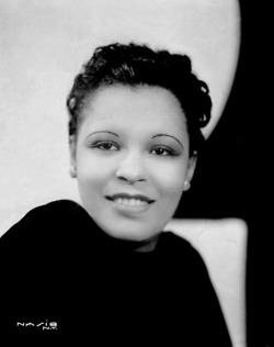 Billie Holiday 1935